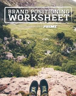Brand Positioning Worksheet