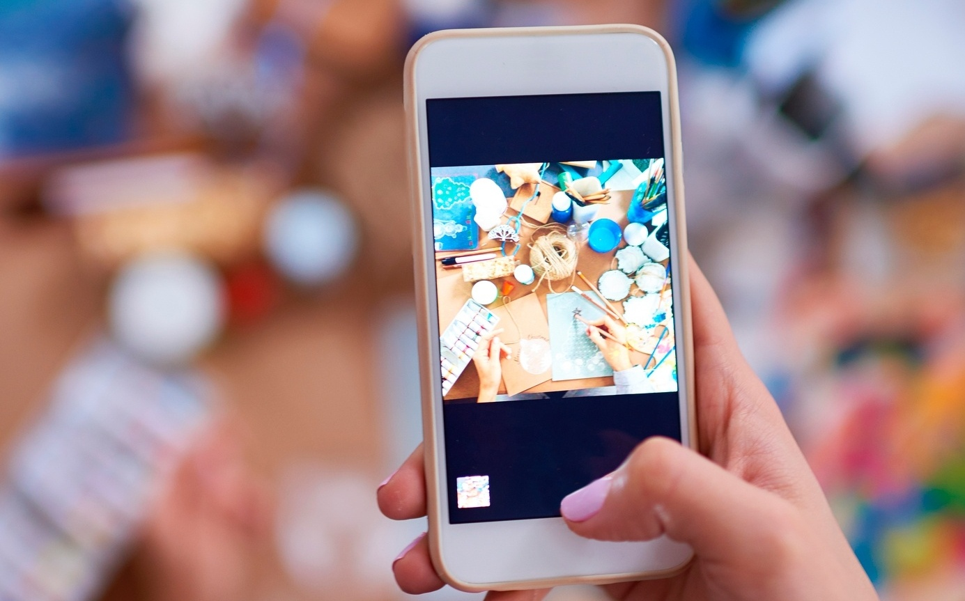 digital marketing mobile photo