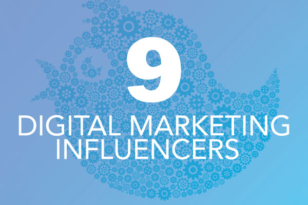 Digital Marketing Infuencers on Twitter