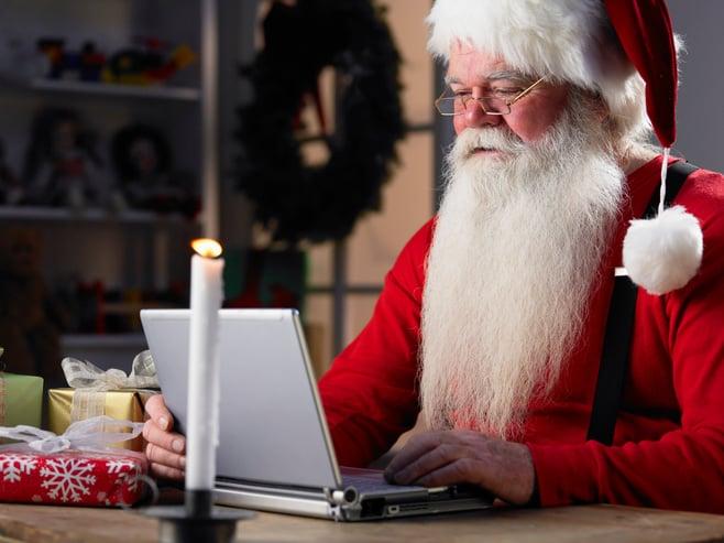 Santa's Blog