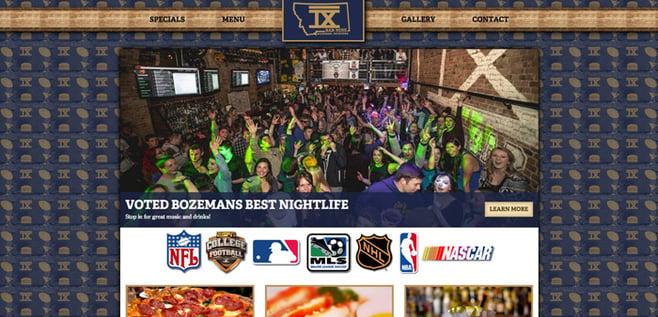 Bar IX Bozeman