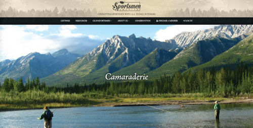Connecting Sportsmen with Everything Outdoors