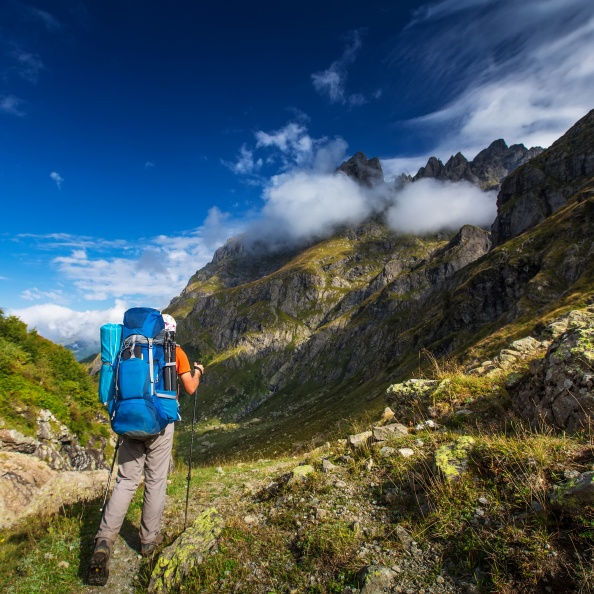 Backpacking Blog Ideas