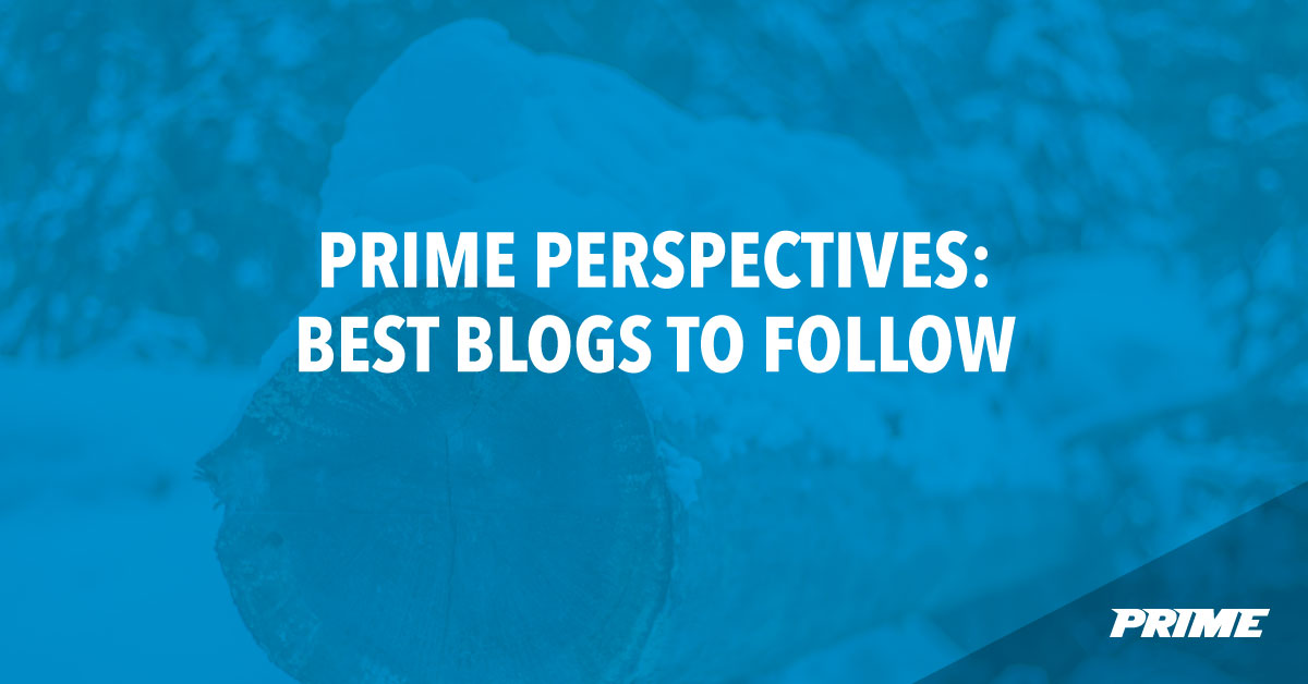 Prime Perspectives: Best Blogs To Follow