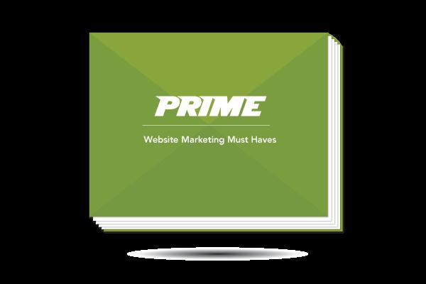 WebsiteMarketingMusthaves